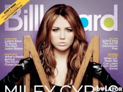 Miley Cyrus Billboard cover story