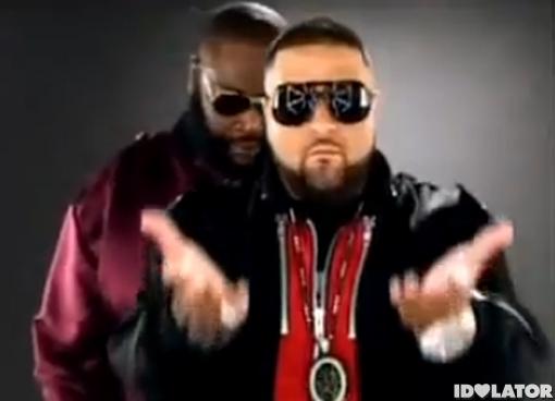 DJ Khaled All I Do Is Win