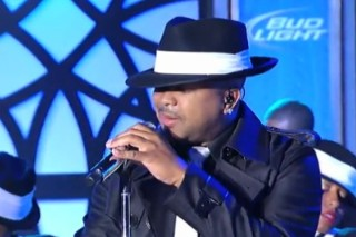"The-Dream Brings His ""Make Up Bag"" Onto 'Jimmy Kimmel Live'"