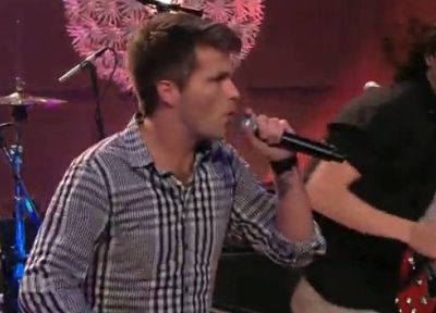 3OH!3 My First Kiss Tonight Show Jay Leno