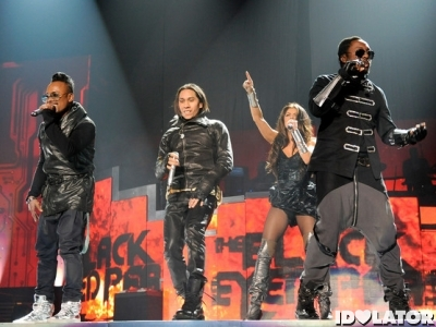 Black+Eyed+Peas+Concert+Mandalay+Bay
