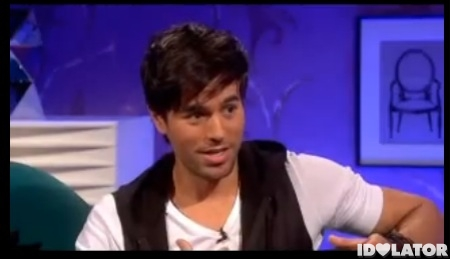 I Like It Enrique Iglesias Alan Carr Chatty Man