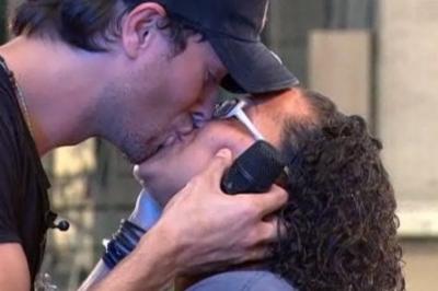 Enrique Iglesias today Show kiss I like it euphoria