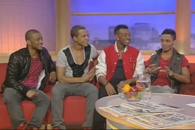 JLS GMTV The Club Is Alive