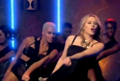 Kylie Minogue Alan Carr Chatty Man Get Outta My Way