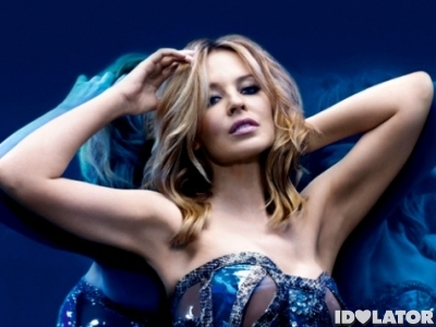 Kylie Minogue Aphrodite All The Lovers US Chart