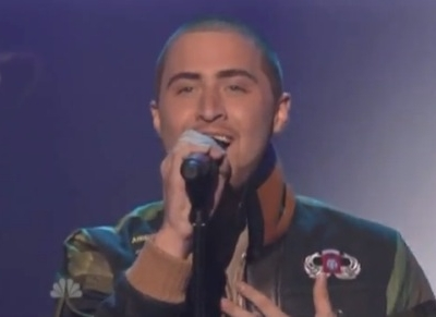Mike Posner America's Got Talent Cooler Than Me