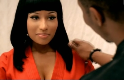 Nicki Minaj Your Love music video