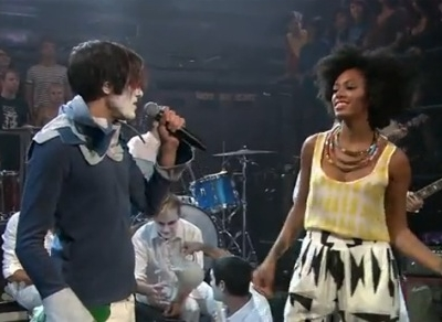 Of Montreal Solange Knowles Sex Karma Late Night with Jimmy Fallon