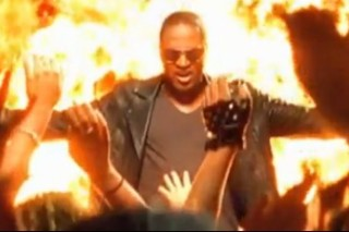 "Taio Cruz Blows Up In Explosive New Video ""Dynamite"""