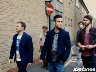 Take That Robbie Williams reunite 2010