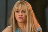 Miley Cyrus Still Forced To Be Hannah Montana To Record A Song With Iyaz