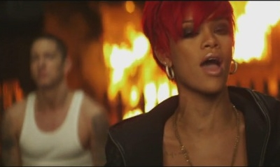 Eminem Rihanna Love The Way You Lie music video