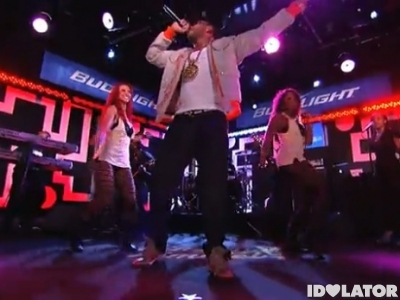 Flo Rida Jimmy Kimmel Live Club Can't Handle Me Step Up 3D