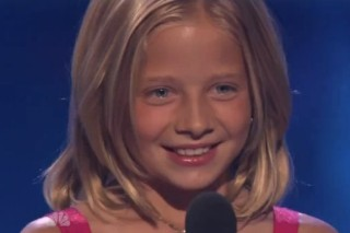 Jackie Evancho, 10, Wows 'America's Got Talent'—But Check Out Her Britney Cover