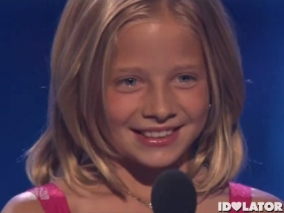 Jackie Evancho America's Got Talent audition