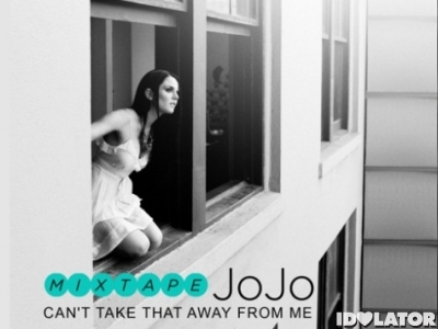 JoJo Can't Take That Away From Me mixtape In The Dark