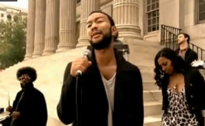 John Legend Melanie Fiona The Roots Wake Up Everybody music video