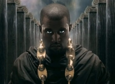 Kanye West Power video main