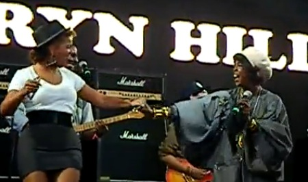 Lauryn Hill Brings Out Beyoncé, Jay-Z And Alicia Keys During Rock The Bells