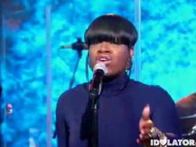 Fantasia Good Morning America