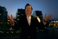"Rick Astley Turns The ""Lights Out"" In His New Video"