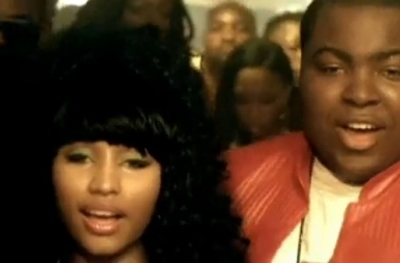 Sean Kingston Nicki Minaj Letting Go music video