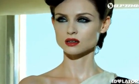 Sophie Ellis-Bextor Armin Van Buuren Not Giving Up On love music video