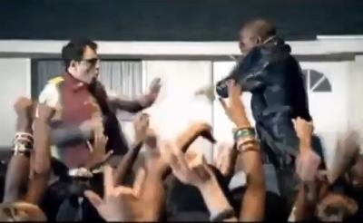 B.o.B Rivers Cuomo Magic music video