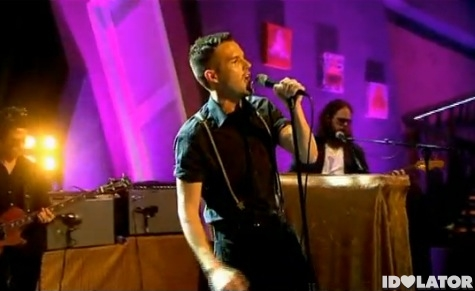 Brandon Flowers Alan Carr Chatty Man Crossfire Flamingo