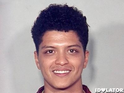 Bruno Mars mugshot Las Vegas cocaine coke busted arrested arrest bust Hard Rock Hotel Casino