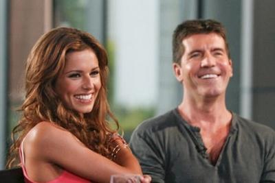 Cheryl Cole Simon Cowell The X Factor