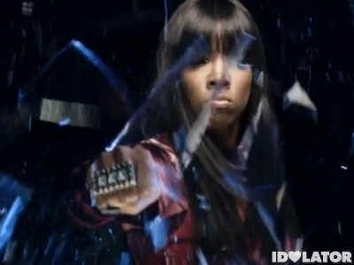 Kelly Rowland Rose Colored Glasses music video