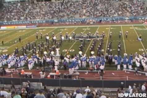 Lady Gaga Wolfpack Marching Band