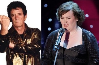 "Lou Reed Puts An End To Susan Boyle's ""Perfect Day"" On 'America's Got Talent'"