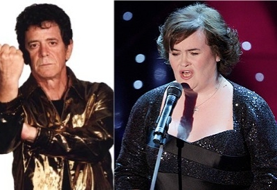 Lou Reed Susan Boyle Perfect Day America's Got Talent