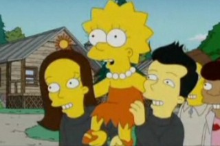 'Glee' On 'The Simpsons' — Watch A Preview!