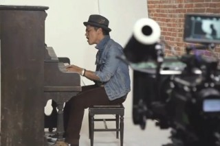 "Go Behind The Scenes Of Bruno Mars' ""Just The Way You Are"""