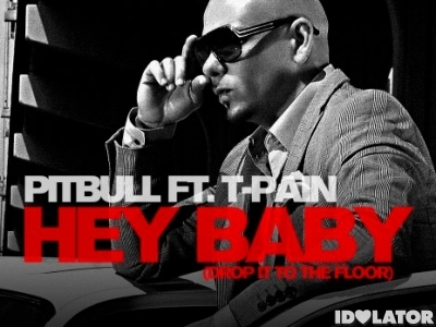 Pitbull-Hey-Baby-ft-T-Pain