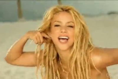 Shakira Loca video