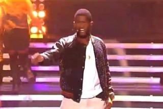 Usher Dances Onto The 'America's Got Talent' Finale
