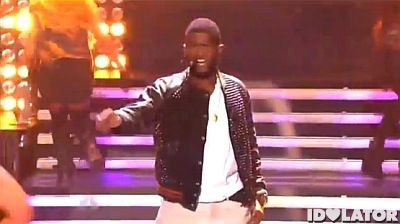 Usher America's Got Talent