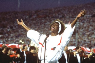 Whitney Houston Crowned The Greatest Diva Of All Time
