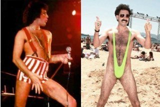 The Morning Mix: Freddie Mercury To Be Played By… Borat?!