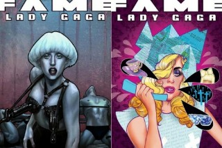 You Decide—Which Hideous Lady Gaga Comic Book Cover Is Worse?