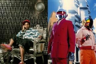"""Listen To N.E.R.D.'s Daft Punk-Produced """"Hypnotize U"""""""