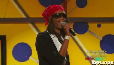 Antoine Dodson BET 2010 Hip Hop Awards