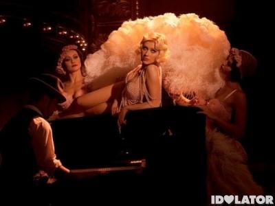 Burlesque Christina Aguilera Cher