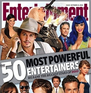 Entertainment Weekly Lady Gaga