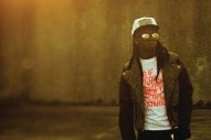 Lil Wayne Jumps To #1 With 'I Am Not A Human Being'
